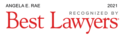 Angela Rae - Recognized by Best Lawyers 2021