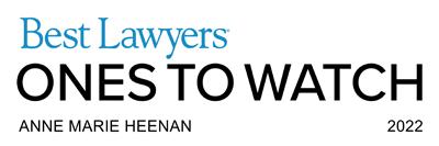 Anne Marie Heenan - Best Lawyers One To Watch 2022